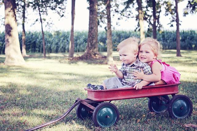 Radosne dzieci